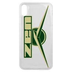 Чохол для iPhone Xs Max UAZ Лого