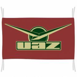 Прапор UAZ Лого