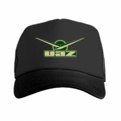 Кепка-тракер UAZ Лого - FatLine