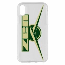 Чохол для iPhone X/Xs UAZ Лого