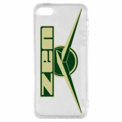 Чохол для iphone 5/5S/SE UAZ Лого
