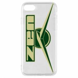 Чохол для iPhone 7 UAZ Лого