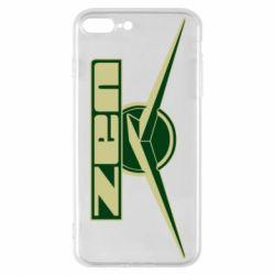 Чохол для iPhone 7 Plus UAZ Лого