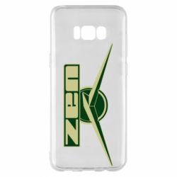 Чохол для Samsung S8+ UAZ Лого