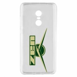 Чохол для Xiaomi Redmi Note 4 UAZ Лого