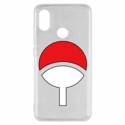 Чехол для Xiaomi Mi8 Uchiha symbol