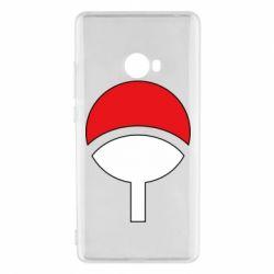 Чехол для Xiaomi Mi Note 2 Uchiha symbol