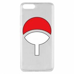 Чехол для Xiaomi Mi Note 3 Uchiha symbol