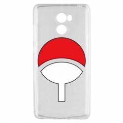 Чехол для Xiaomi Redmi 4 Uchiha symbol