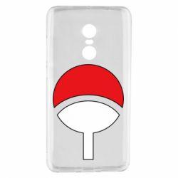 Чехол для Xiaomi Redmi Note 4 Uchiha symbol