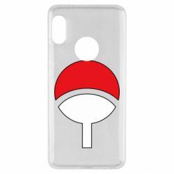 Чехол для Xiaomi Redmi Note 5 Uchiha symbol