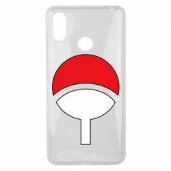 Чехол для Xiaomi Mi Max 3 Uchiha symbol
