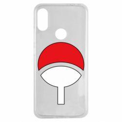 Чехол для Xiaomi Redmi Note 7 Uchiha symbol