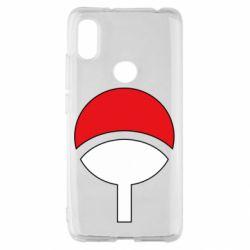 Чехол для Xiaomi Redmi S2 Uchiha symbol