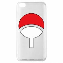 Чехол для Xiaomi Redmi Go Uchiha symbol