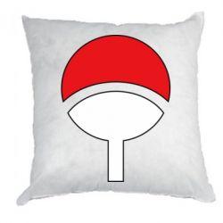 Подушка Uchiha symbol
