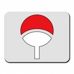 Коврик для мыши Uchiha symbol