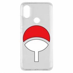 Чехол для Xiaomi Mi A2 Uchiha symbol