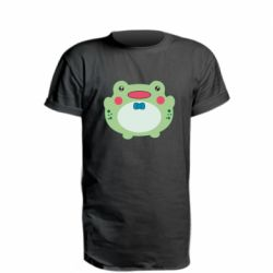Подовжена футболка Baby frog