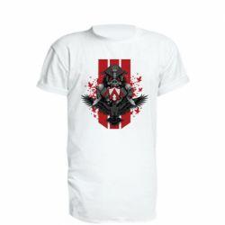 Подовжена футболка Bloodhound Art