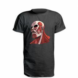 Подовжена футболка Colossus