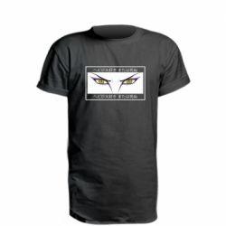 Подовжена футболка Orochimaru's eyes