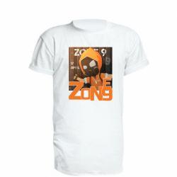 Подовжена футболка Standoff Zone 9