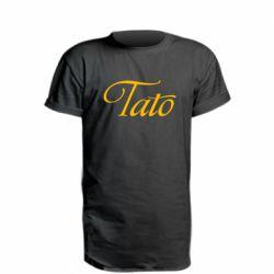 Подовжена футболка Tato