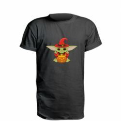Подовжена футболка Yoda conjures