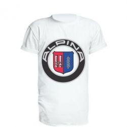 Подовжена футболка Alpina