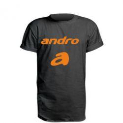 Подовжена футболка Andro