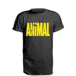 Подовжена футболка Animal Gym