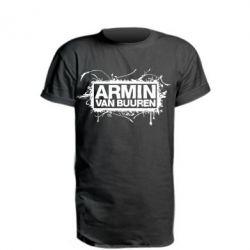 Удлиненная футболка Armin Van Buuren