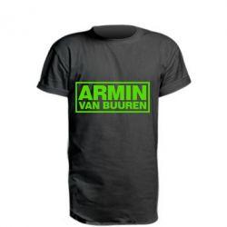 Удлиненная футболка Armin