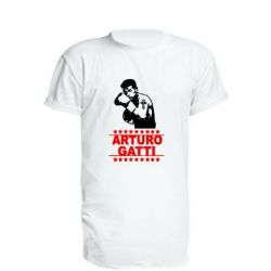 Подовжена футболка Arturo Gatti