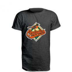 Подовжена футболка Baltimore Orioles