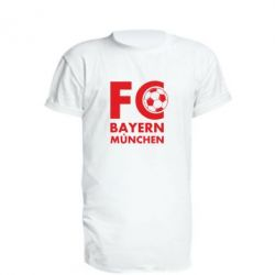 Подовжена футболка Баварія Мюнхен