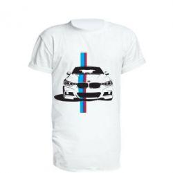 Удлиненная футболка BMW F30, FatLine  - купить со скидкой