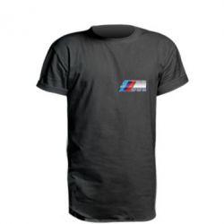 Удлиненная футболка BMW M POWER Small