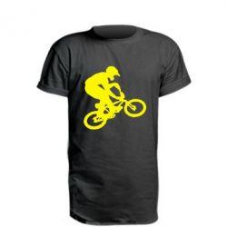 Удлиненная футболка BMX Extreme