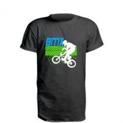 Удлиненная футболка BMX Sport