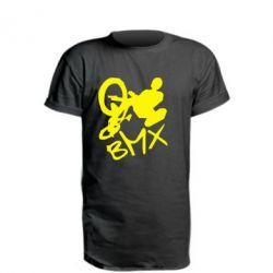 Подовжена футболка BMX