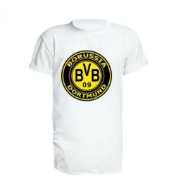 Подовжена футболка Borussia Dortmund