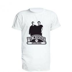 Подовжена футболка Брати Вінчестери серіал