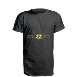 Подовжена футболка Brazzers new