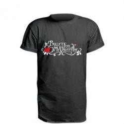 Подовжена футболка Bullet For My Valentine