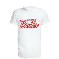 Подовжена футболка Bulls from Chicago