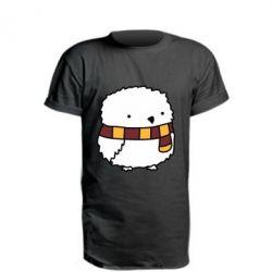 Удлиненная футболка Cartoon Buckle