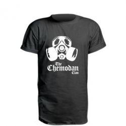 Подовжена футболка Chemodan