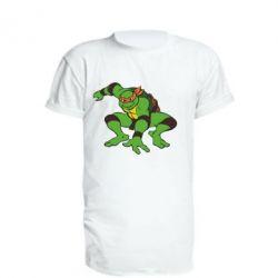 Подовжена футболка Черепашки-ніндзя